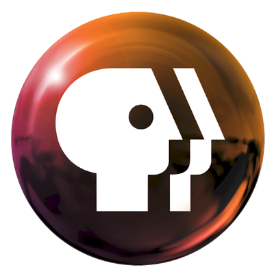 News outlet logo for pbs.org