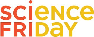 News outlet logo for sciencefriday.com
