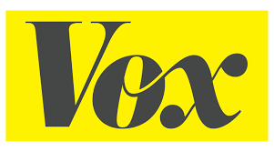News outlet logo for vox.com