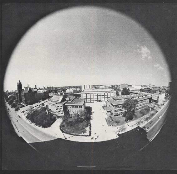 Fish Eye Warren Ave 1930-40s