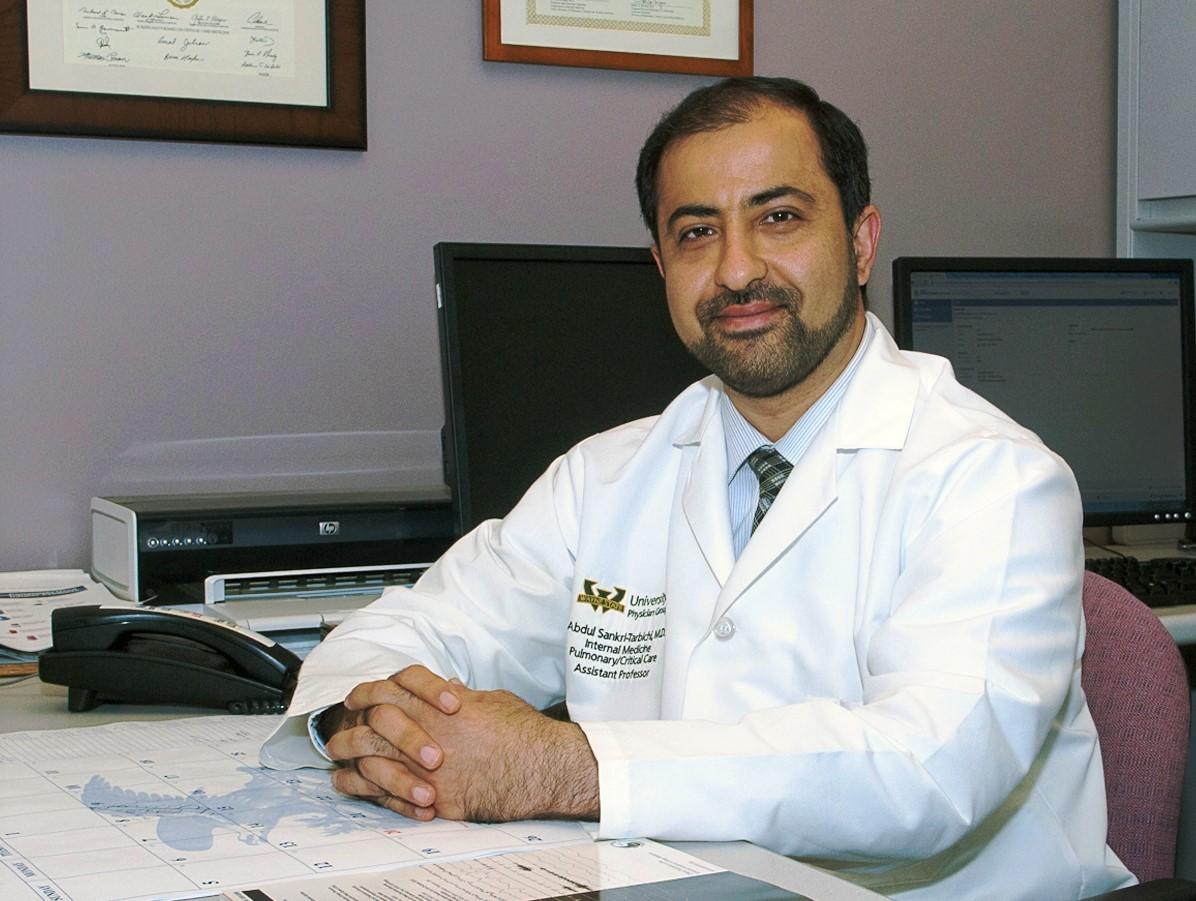 Abdulghani Sankari
