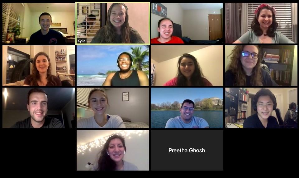 AMA meeting virtual