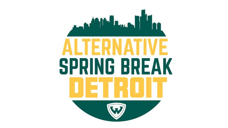 Alternative Spring Break Detroit logo