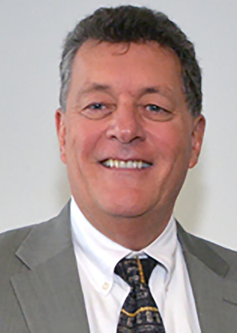 SIS Professor Stephen Bajjaly