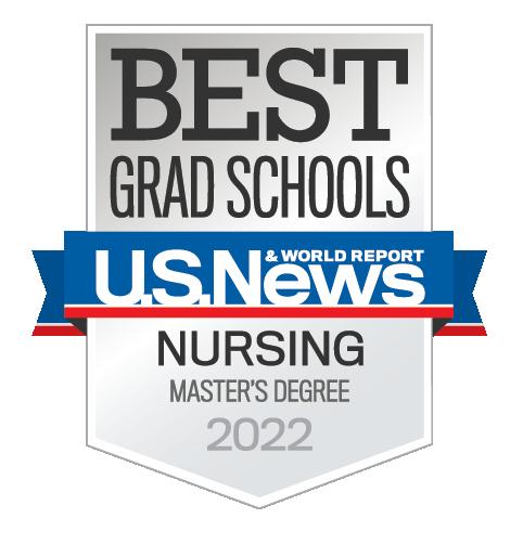 US News & World Report 2022 Best Grad Schools for DNP program