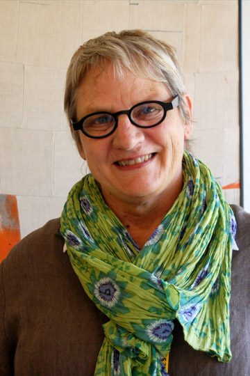 SIS Assistant Professor Christine D'Arpa