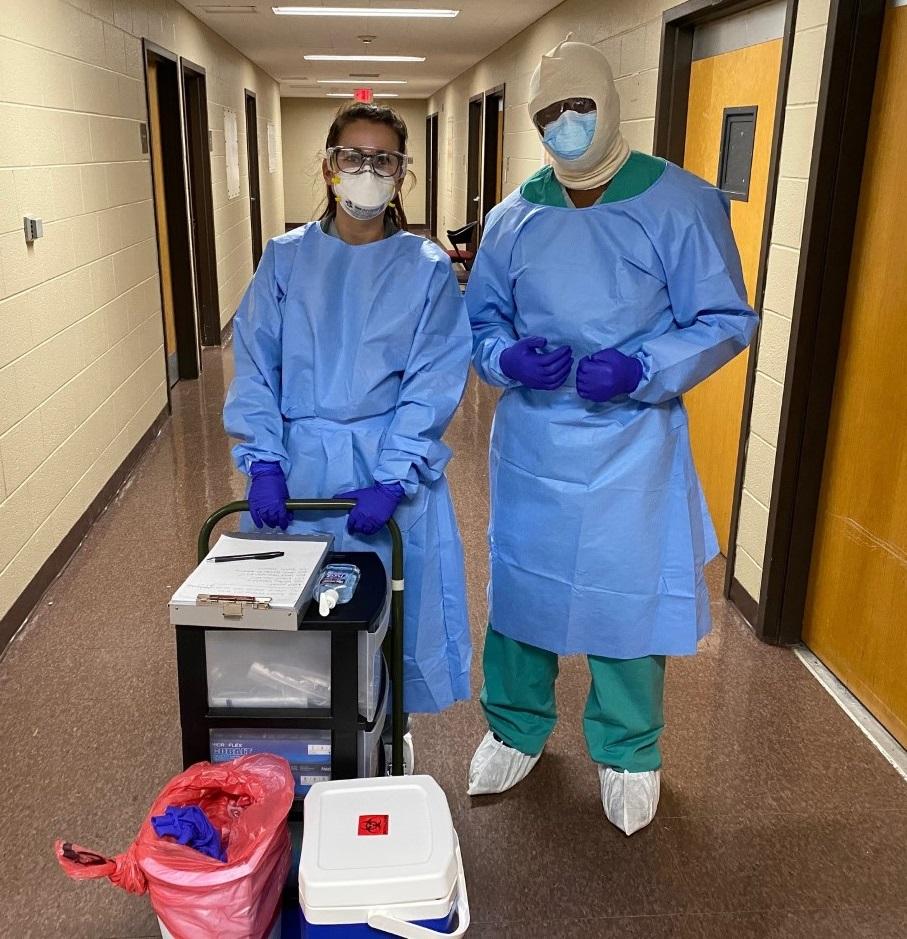 Docs testing at shelter