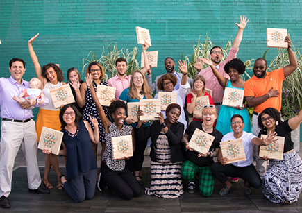 Cohort III Detroit Revitalization Fellows celebrate completing their fellowship
