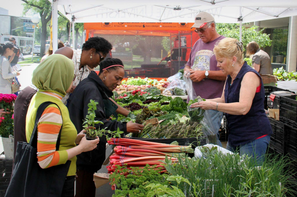 Wayne State Farmers Market returns - Today@Wayne - Wayne State