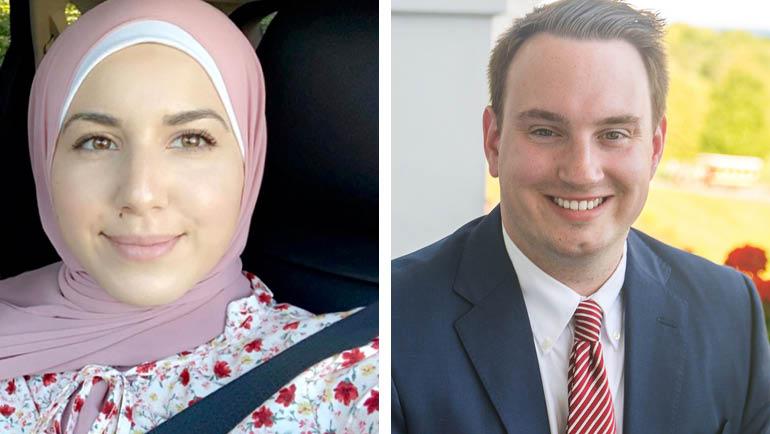 Fatima and Andrew