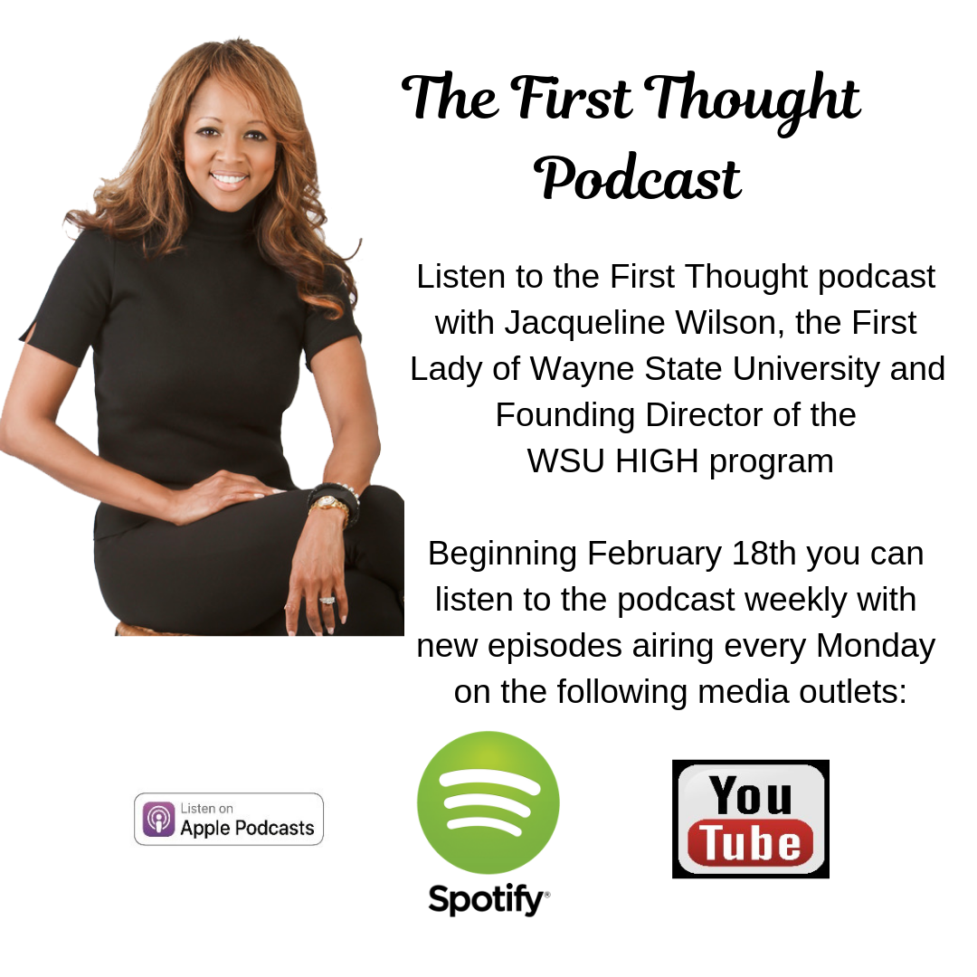 First Thought Podcast
