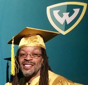 Geoffrey Jones - graduation