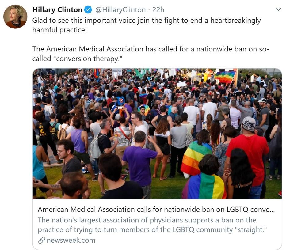 Hillary Screenshot