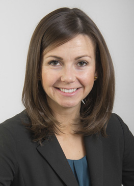 Photo of Dr. Jessica Spruit