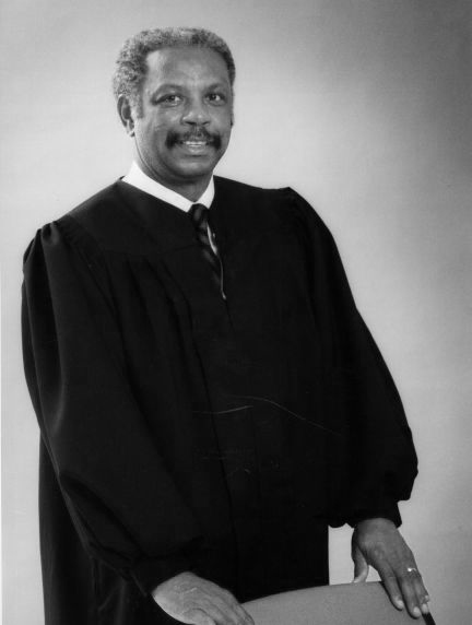 Federal judge Damon Keith