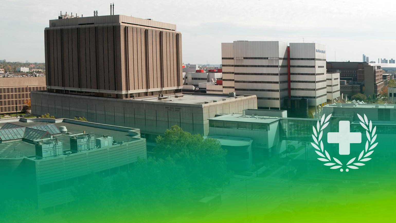 Wayne State University School of Medicine campus
