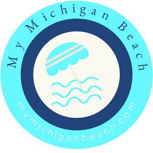 My Michigan Beach logo