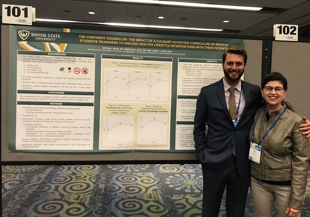 Students, residents and faculty shine at national Society of General