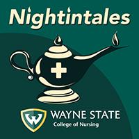 NIghtintales podcast by Wayne State College of Nursing