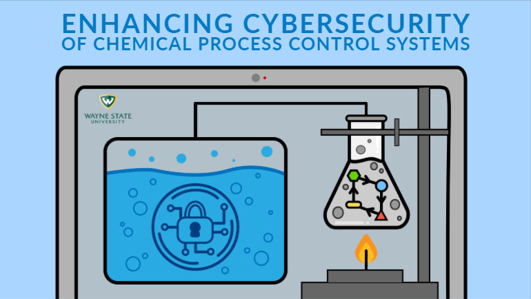 Dr. Helen Durand from Wayne State's College of Engineering received a $500,000 grant from NSF to design safeguards against automation systems cyberattacks.