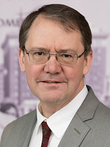 Photo of Professor Peter J. Hammer