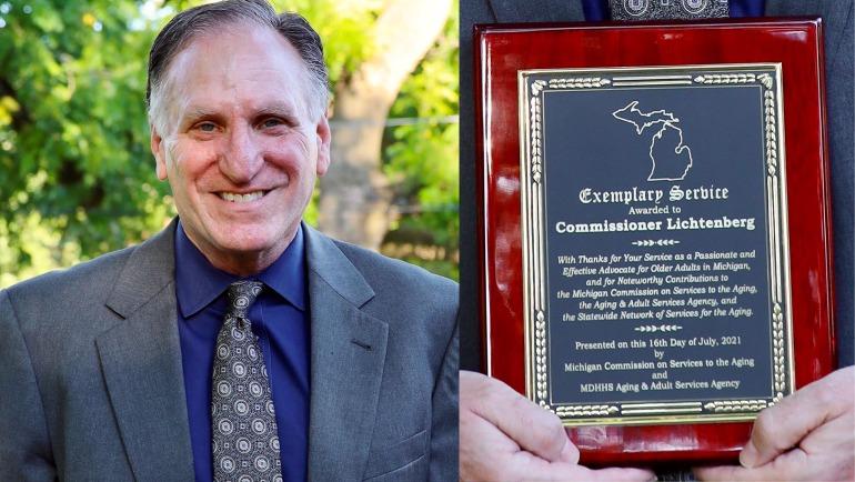 Peter Lichtenberg, Ph.D., director, Institute of Gerontology, Wayne State University