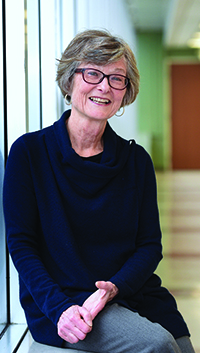 Photo of Dr. Joanne M. Pohl