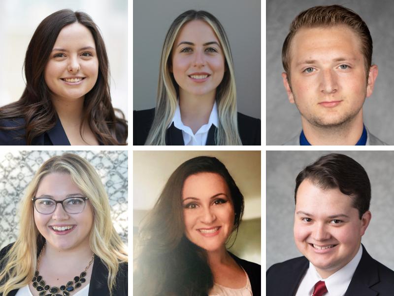 SBG 2021-22 executive board members