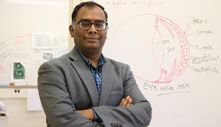 Susmit Suvas, Ph.D.