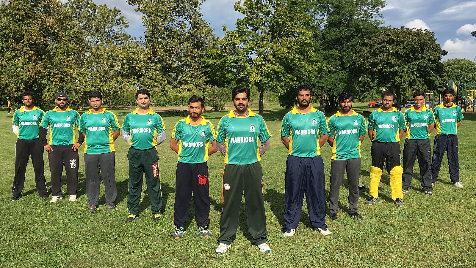 Wayne State Cricket Club Raising Funds To Compete At The