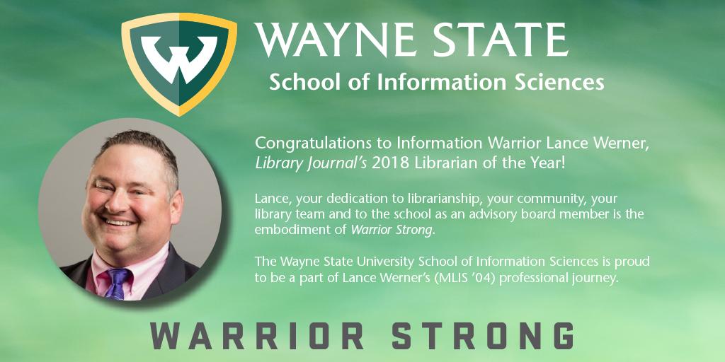 Lance Werner LJ 2018 Congratulations Image